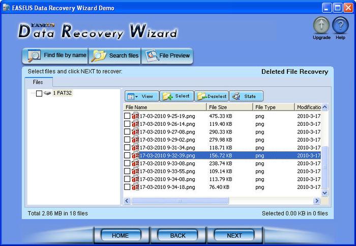 Programma per Recuperare File Cancellati o Formattati - Ripristinare i file con EaseUS Data Recovery