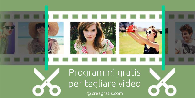 Programmi gratis per tagliare video su Windows 10