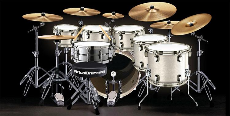 Siti per suonare la batteria virtuale online e gratis