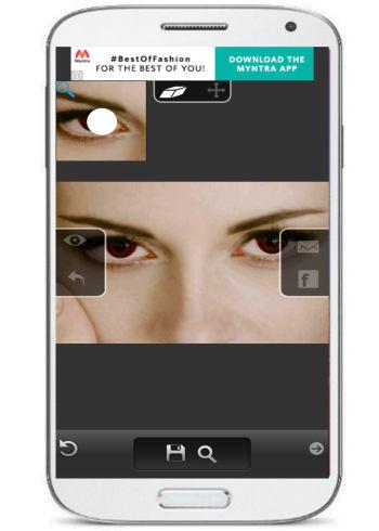 5 App per Eliminare gli Occhi Rossi dalle Foto con Android - Eye Color Changer