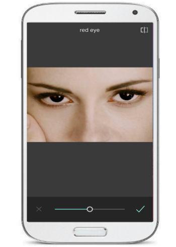 5 App per Eliminare gli Occhi Rossi dalle Foto con Android - Pixlr