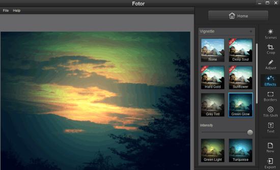 5 Programmi Gratis per Modificare Foto RAW - Fotor