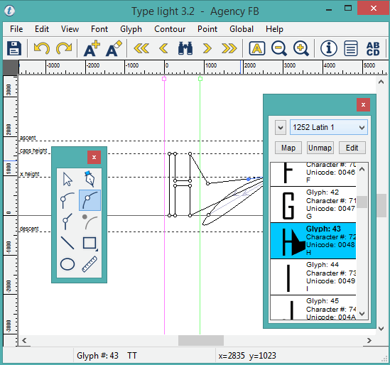 5 Programmi per Modificare Font Gratis - Type Light
