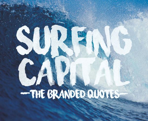 Font ad Effetto Pennello da Scaricare Gratis - Surfing