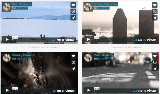 10 Siti per Scaricare Video Senza Copyright Gratis - Life of Vids