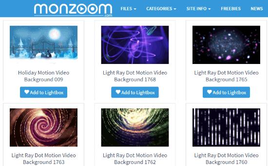 10 Siti per Scaricare Video Senza Copyright Gratis - Monzoom