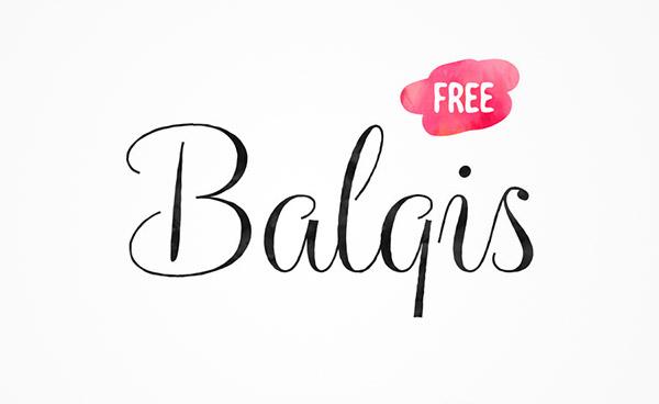 20 Bellissimi Font Femminili Gratis – Balqis