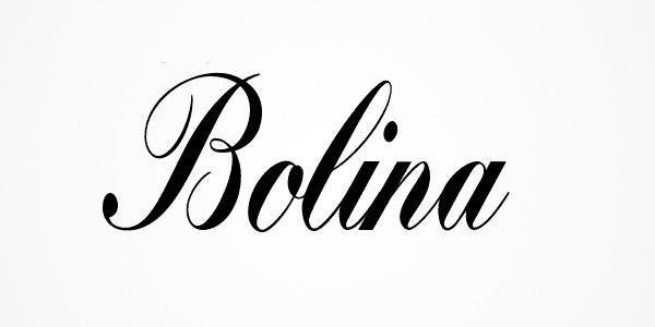 20 Bellissimi Font Femminili Gratis – Bolina