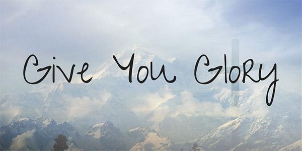 20 Bellissimi Font Femminili Gratis – Give Your Glory