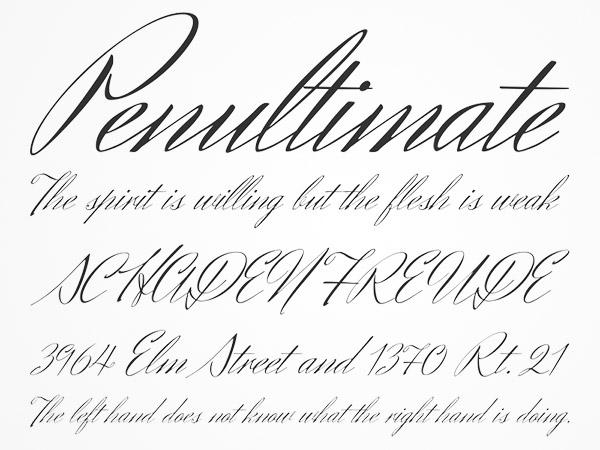 20 Bellissimi Font Femminili Gratis – Herr von Muellerhoff