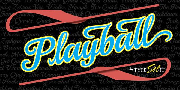 20 Bellissimi Font Femminili Gratis – Playball