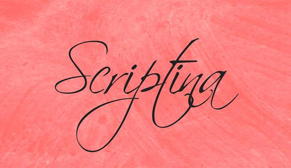 20 Bellissimi Font Femminili Gratis – Scriptina