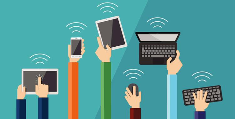 App per misurare la potenza del segnale WiFi con Android