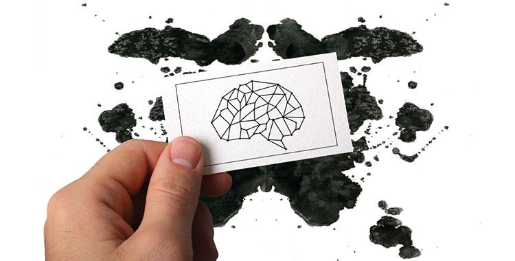Modelli di biglietti da visita per psicologi