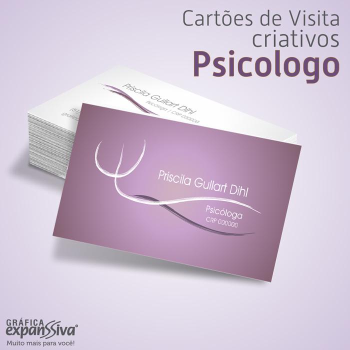 Biglietti da Visita per Psicologi - Cartoe de visita
