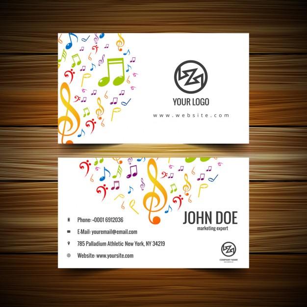 Biglietto da Visita DJ 07