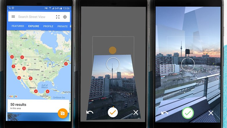 Come Fare Foto a 360 gradi con Street View