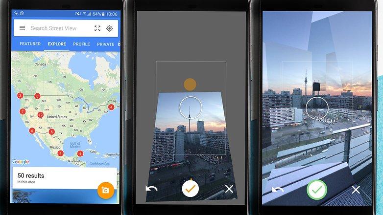 Come Fare Foto a 360 gradi con Street View