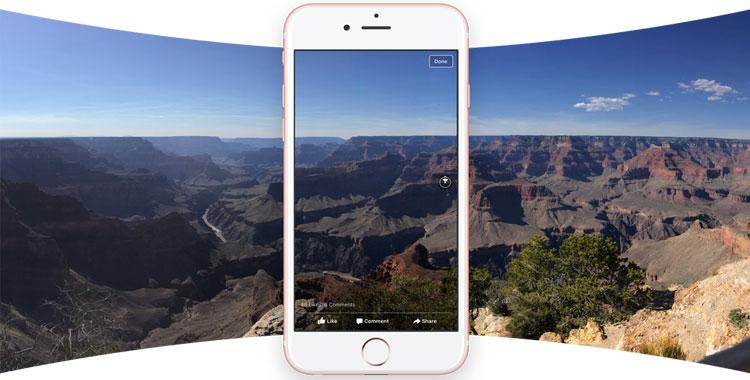 Fare foto a 360 gradi con smartphone Android o iPhone