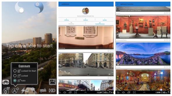 Le Migliori App per Fare Foto a 360 Gradi - DMD Panorama Pro