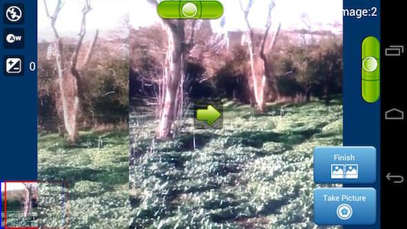 Le Migliori App per Fare Foto a 360 Gradi - Photaf Panorama Pro