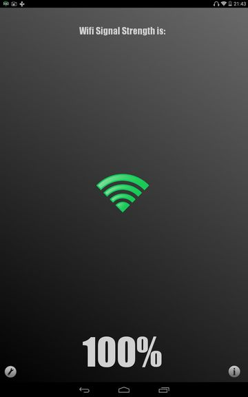 WiFi Signal Strength 2