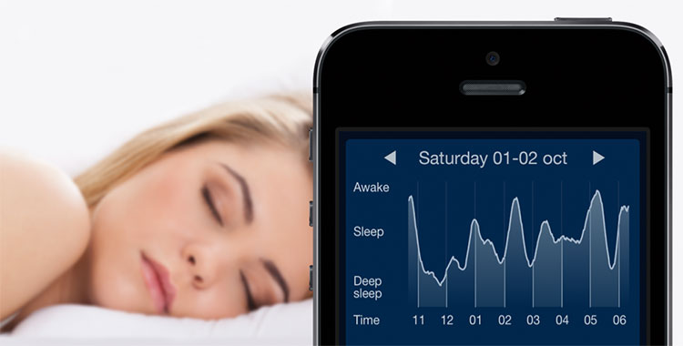 App per il monitoraggio del sonno con Android e iOS