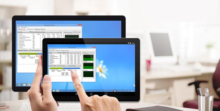 App per controllare il PC da remoto con Android