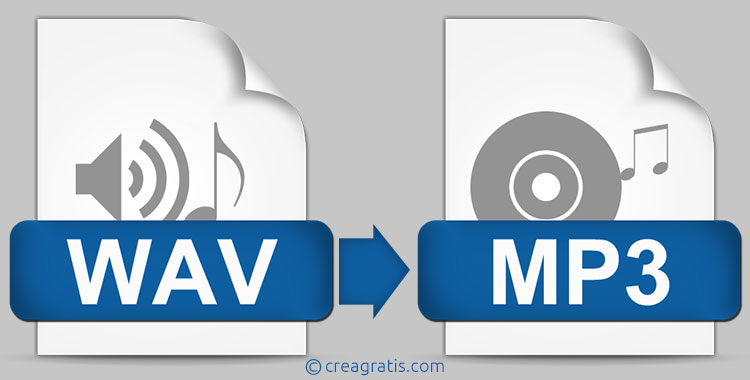 Programmi per convertire WAV in MP3