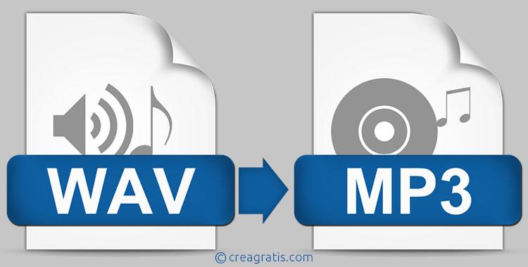 Programmi per convertire WAV in MP3