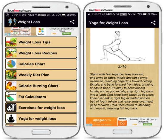 Weight Loss by naveeninfotech