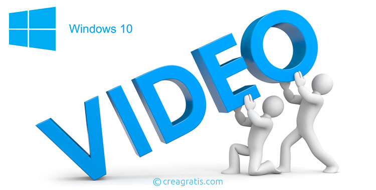App per creare video con foto su Windows 10