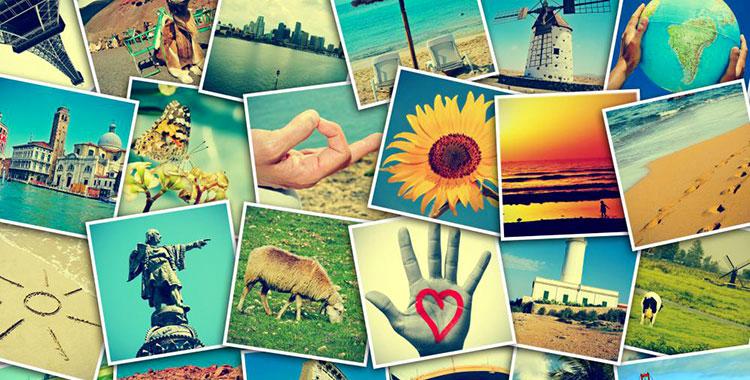 App Android per creare collage di foto da Facebook