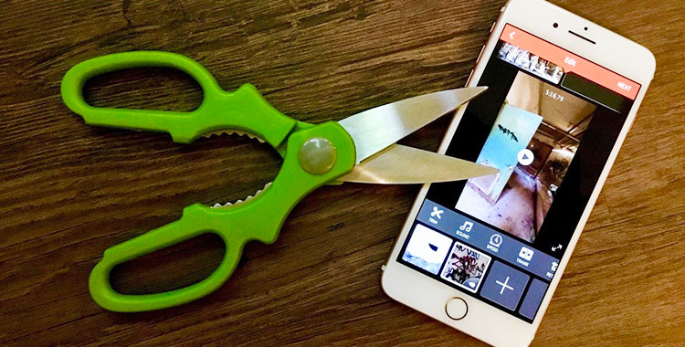 App gratis per tagliare video su iPhone