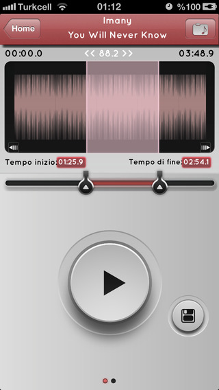 MP3 Cutter For iMovie Free