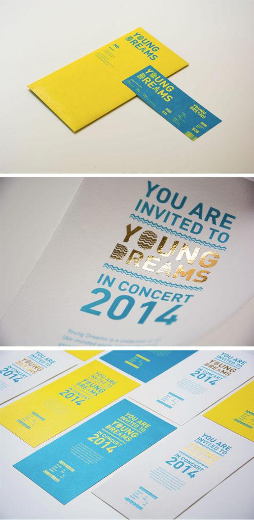 Mosaic 2014 Invitation Kit