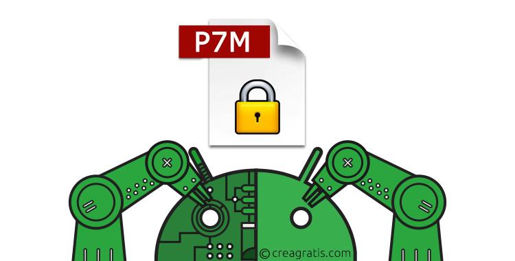 App per aprire file P7M su Android