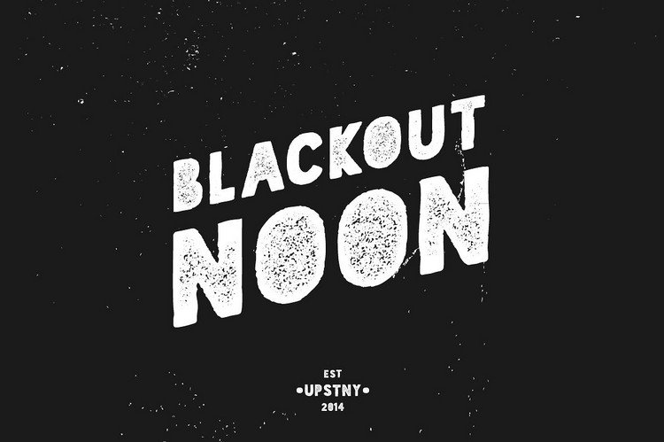 Blackout Noon