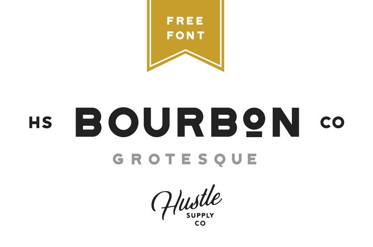 Bourbon Grotesque