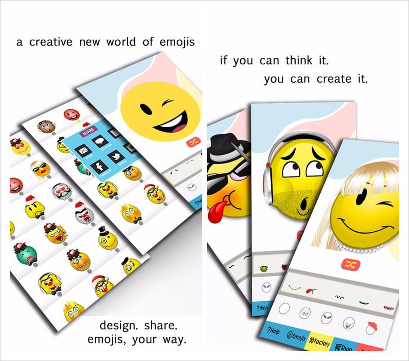 Emoji Maker iOS