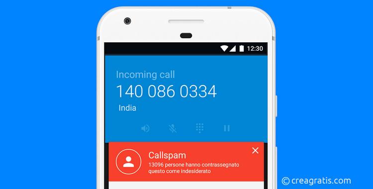 App per bloccare le chiamate dei call center