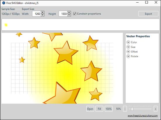 Free SVG Editor