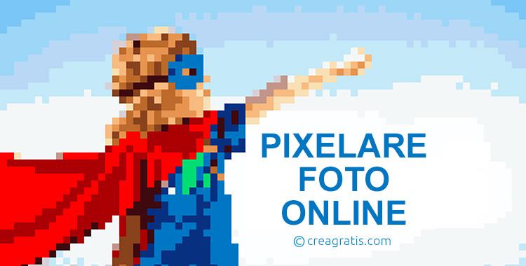 Siti per pixelare le foto online