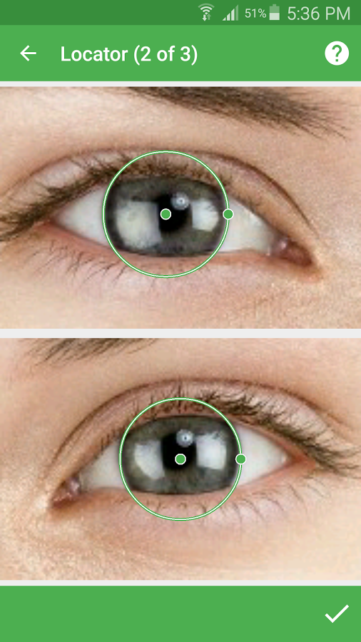 Eye Color Changer Camera (Android)