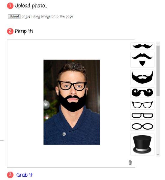 Mustachified