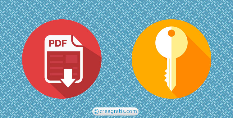 Siti per crittografare file PDF con una password