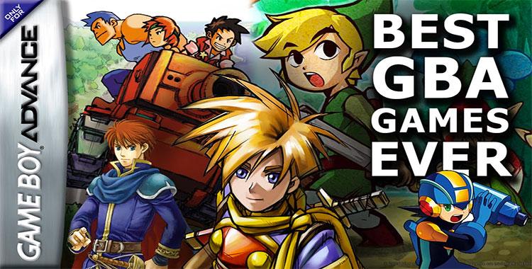 I migliori giochi per Game Boy Advance
