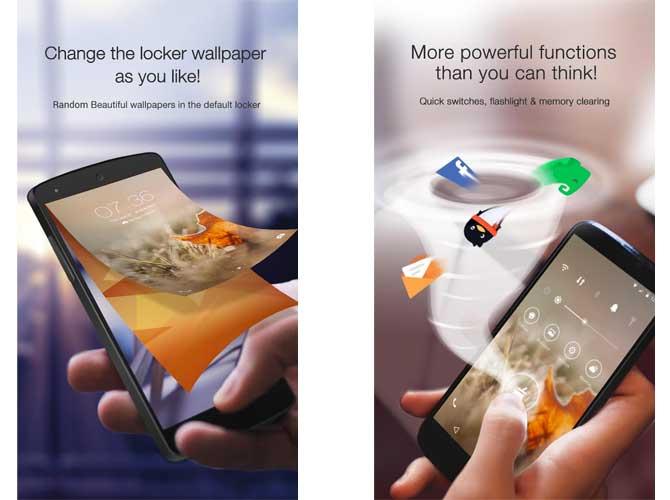 App android go locker