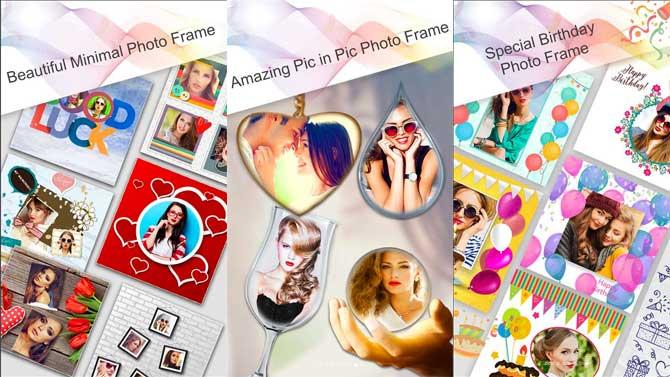 App Photo Frames Infinity