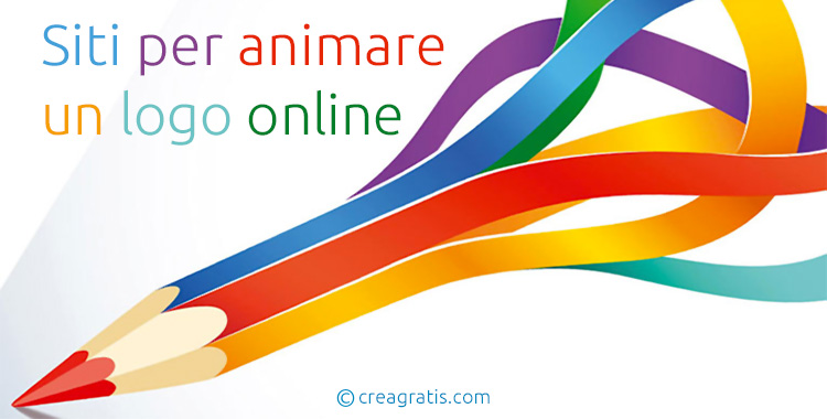 Siti per animare un logo online
